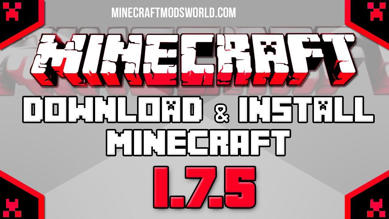 Minecraft 1.7.5 Download Free Minecraft 1.7.5 Free Download