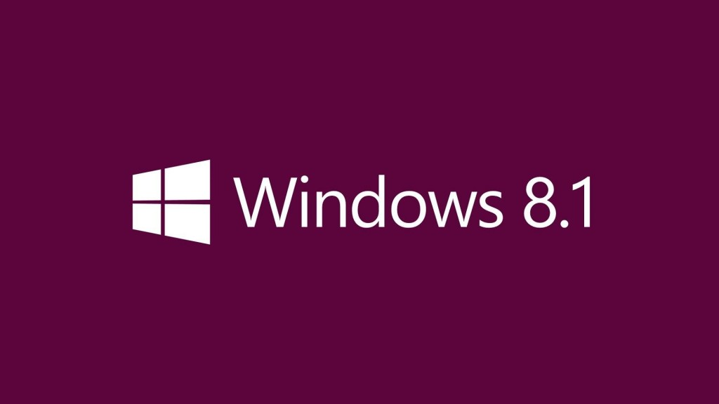Windows 8.1 Wallpaper purple