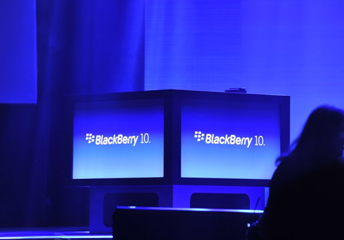 The event launched the RIM BlackBerry 10 attracted great attention of the tech world.