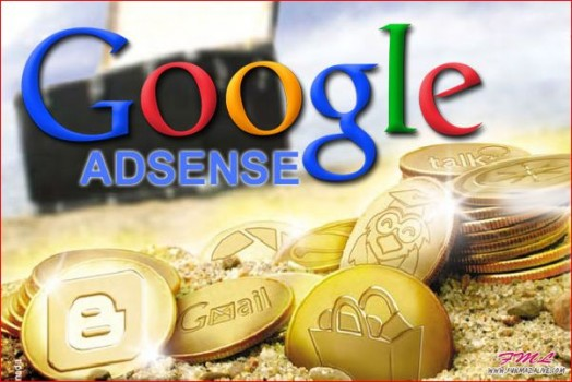 How make money with Google Adsense