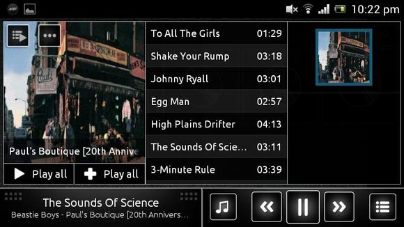 лучший аудио проигрыватель для андроид