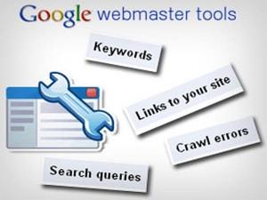 Google Webmaster Tools?