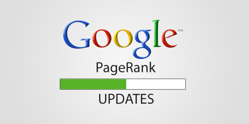 Last Google PageRank update December 2013