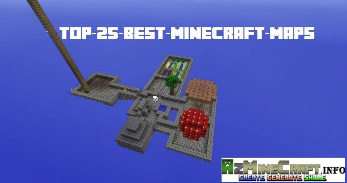TOP-25-best-Minecraft-Maps-1
