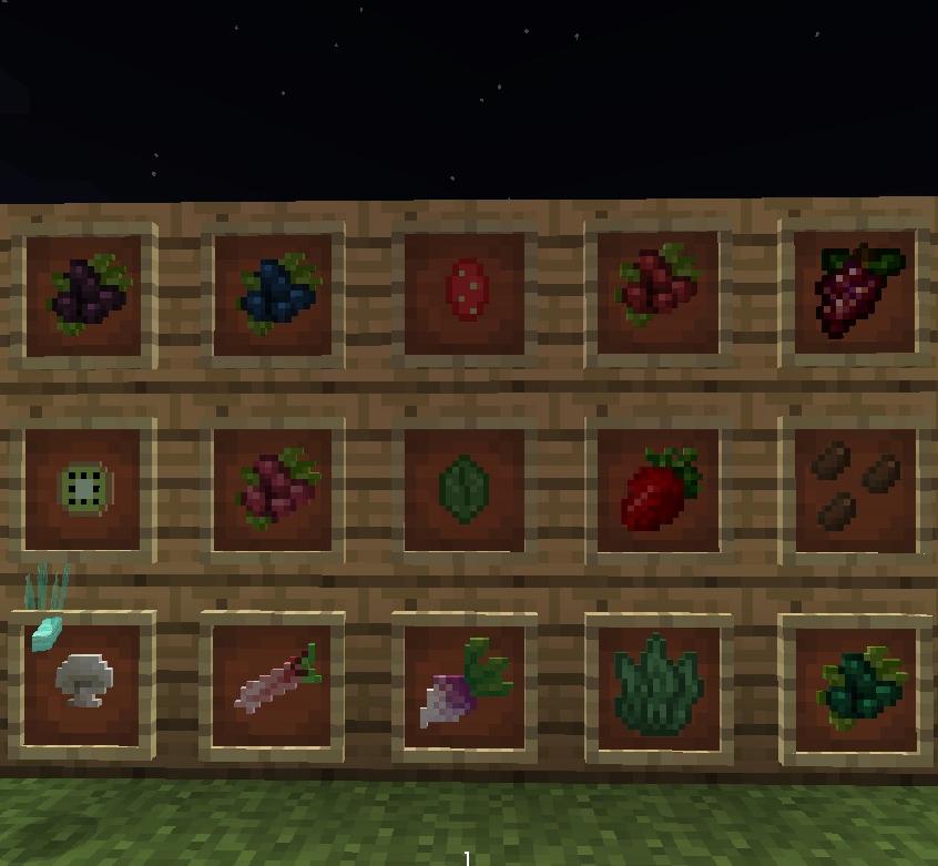 harvestcraft-mod