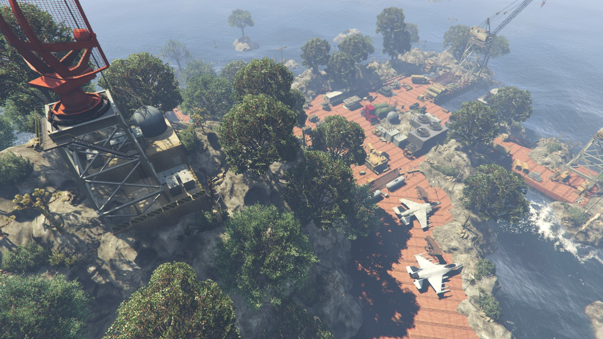 GTA 5 Map Mods a